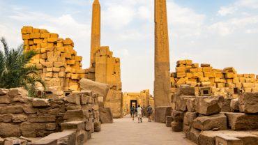 Sharm El Sheikh to Luxor by Flight